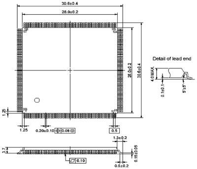 принципиальная схема процессора